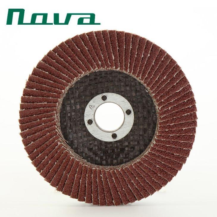 Алюминиевый абразивный шлифовальный диск