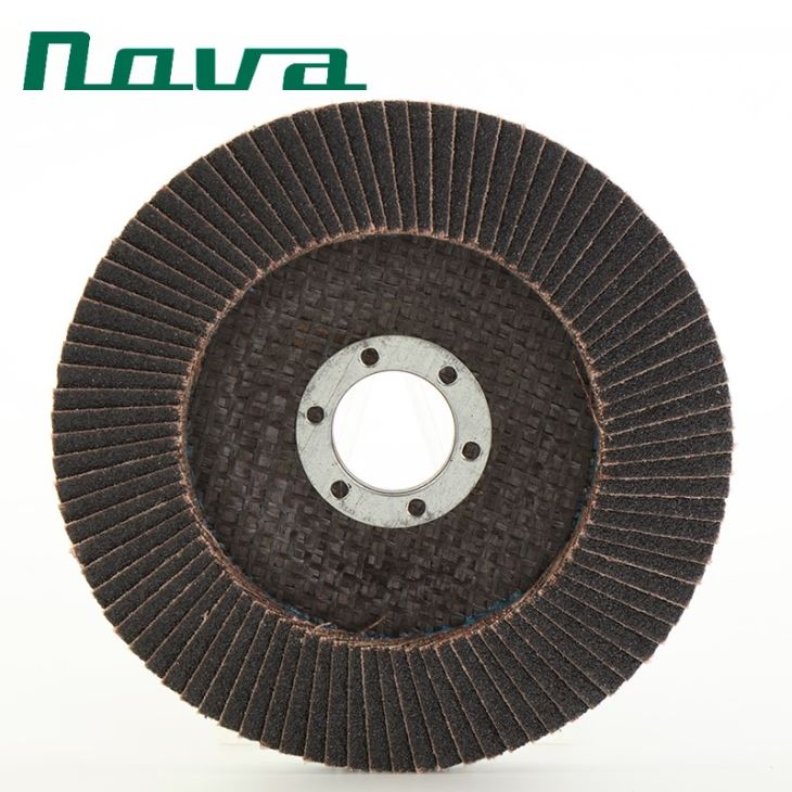 Stone Abrasive Flap Grinding Disc