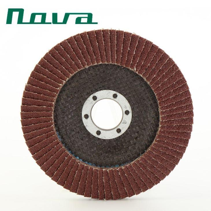 Disk na brúsenie dlaždíc z oxidu hlinitého