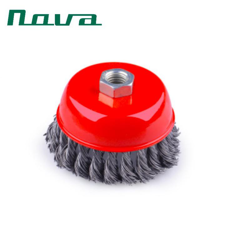 Classification of wire brushes