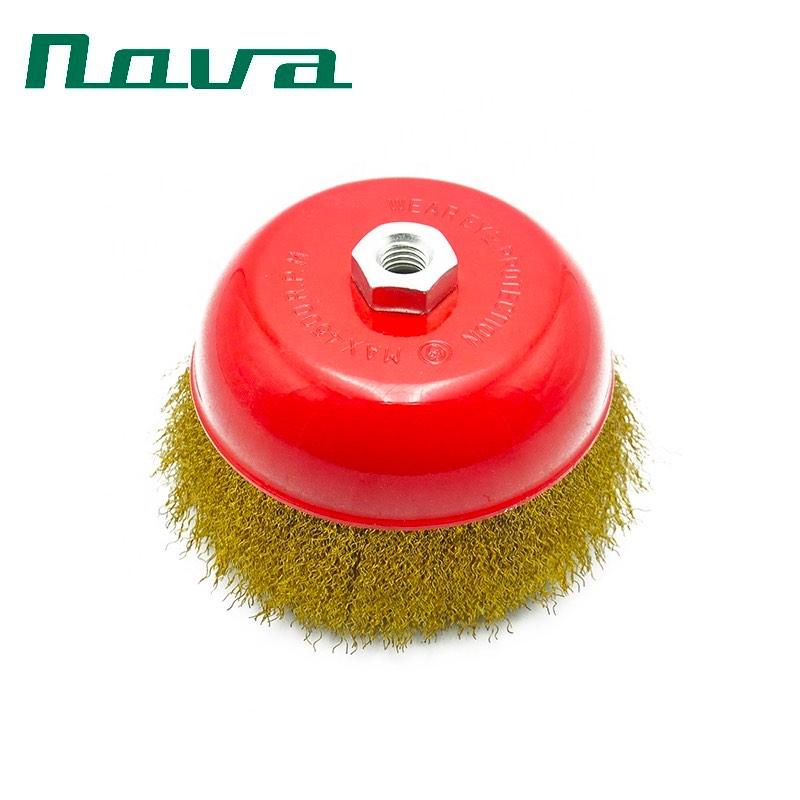 Application range of wire brush