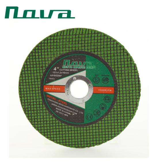 Do you know the five major factors that affect the characteristics of cutting discs?