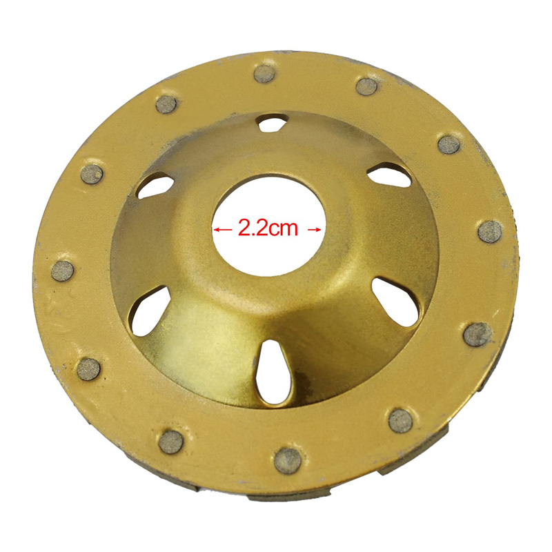 Turbo Anti-Vibration Diamond Cup Wheel