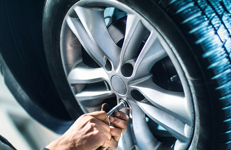 How often does the tire change?