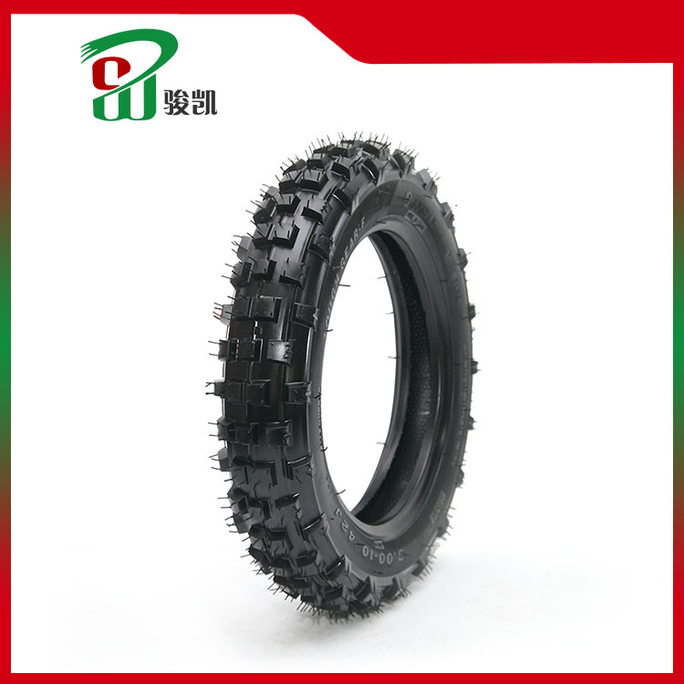 The use of various textures in Off-road Motorcycle Tire