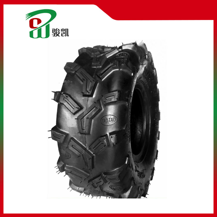 Herringbone Flower ATV Universal Tire