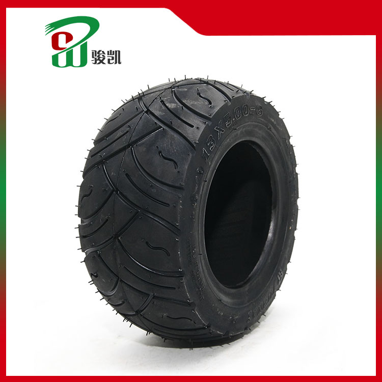 SW 602 Highway Flower Tire