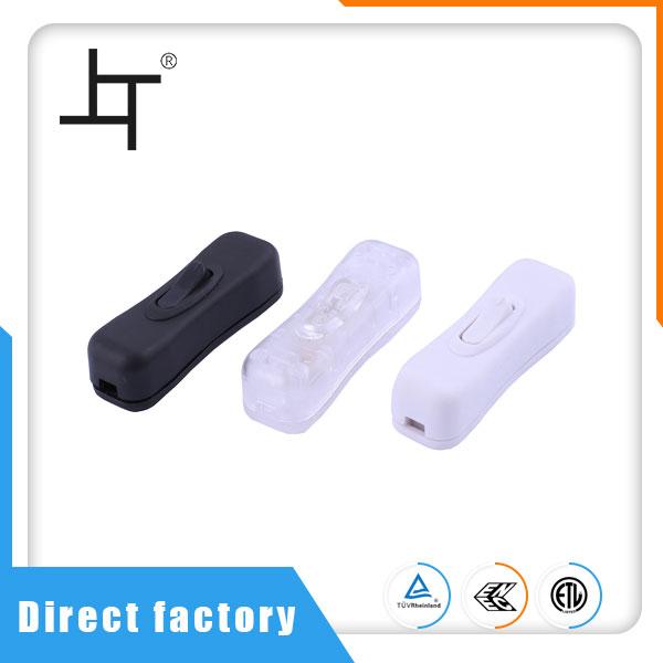 2 Amp Floor Lighting In Line Switch