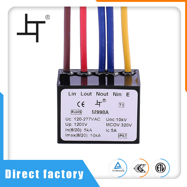 T3 Series LED Street Lamp Surge Protector