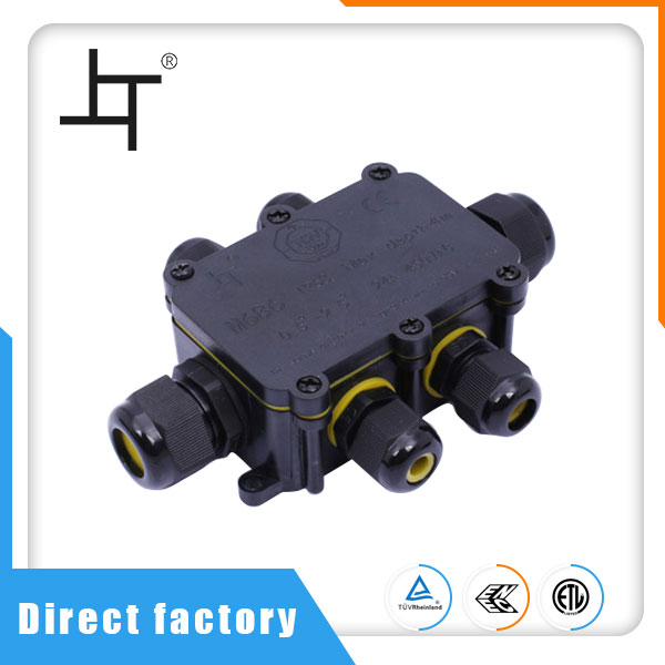 ماژول های LED اتصال جعبه اتصال ضد آب سیم