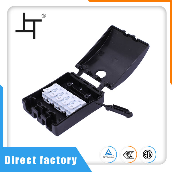 5 Way Electrical Wire And Cable Junction Box