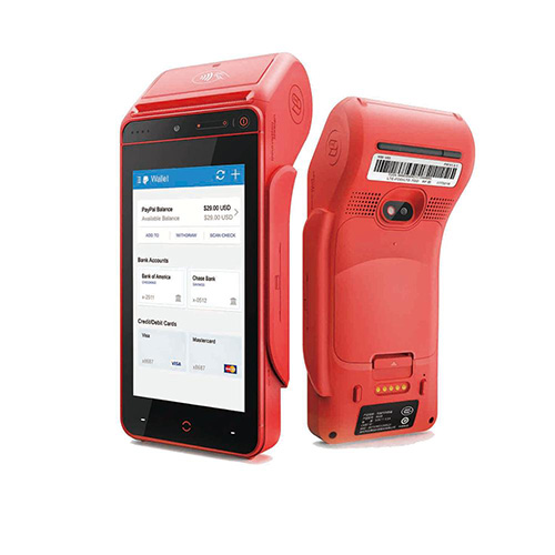 Handheld Payment POS System Terminal