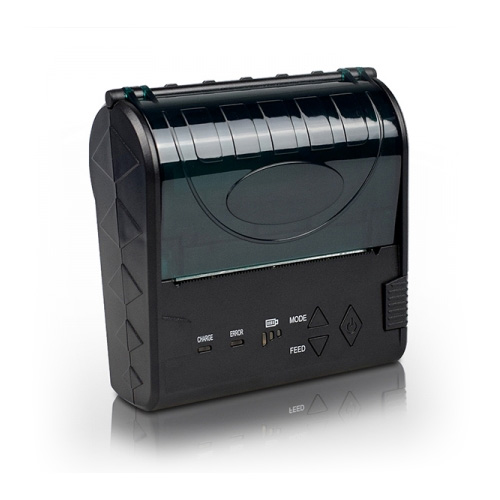 80mm Portativ parkinq bilet ios qəbz Printer