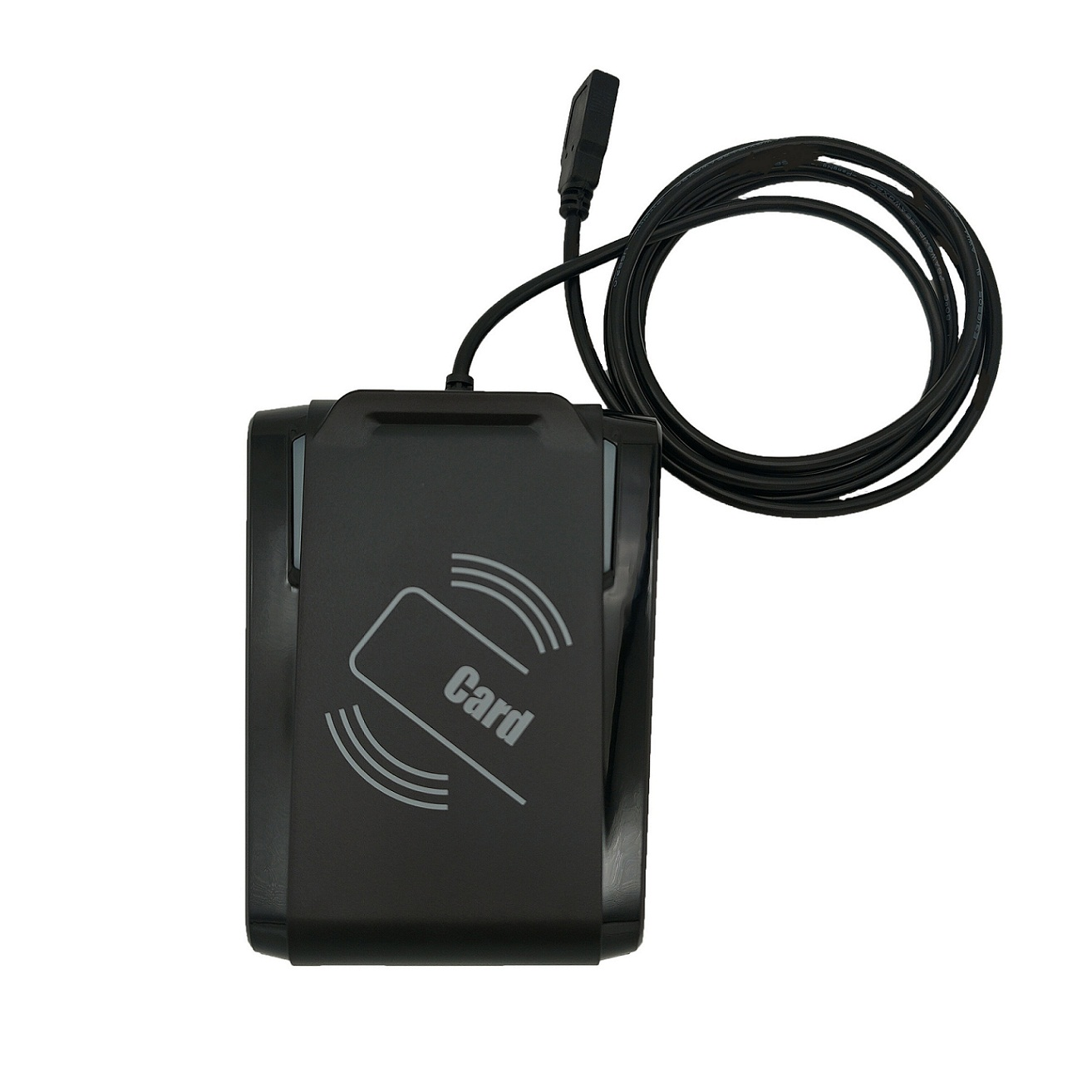 Dual Frequency IC And ID Card Reader
