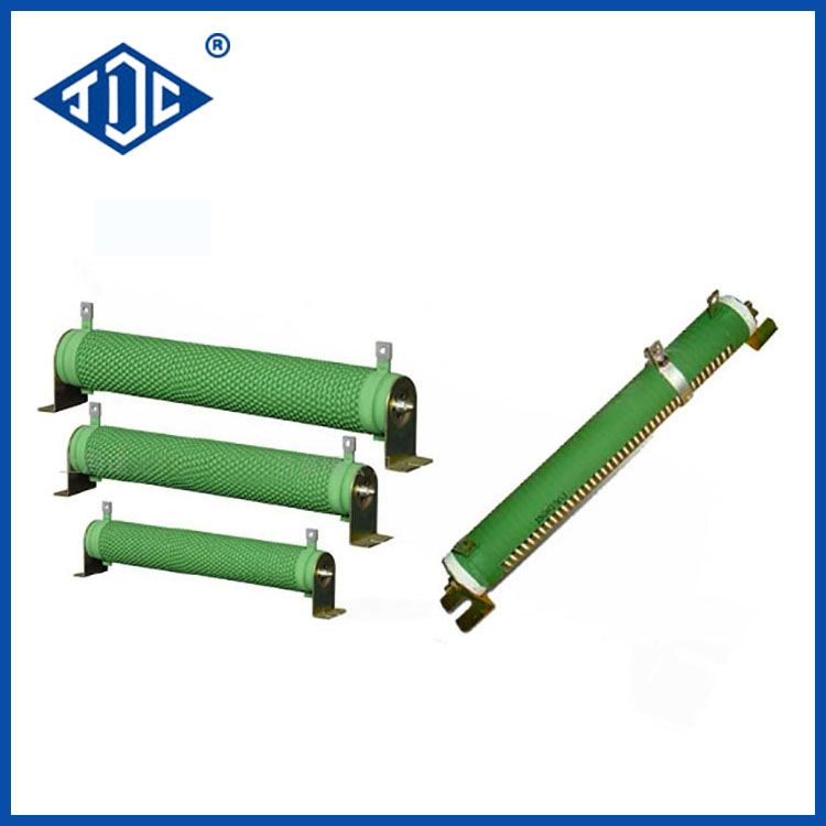 Coated High Power Ceramic Tube Resistors