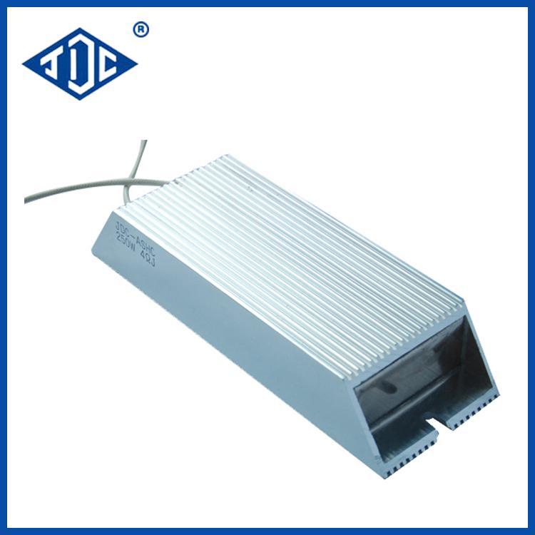 Trapezium Aluminium Bolongan Wirewound Resistor