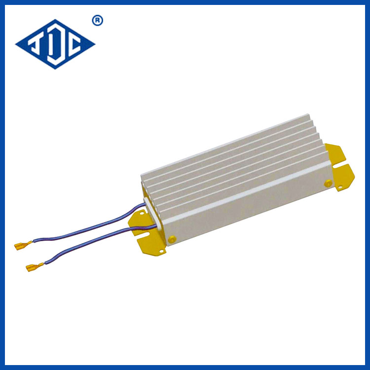 Box Type High Power Aluminum Housed Heat Dissipating Resistor