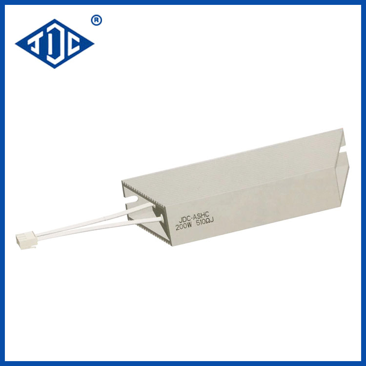 трапец алуминий помещава Високо мощност Resistor (Vertical Тип)