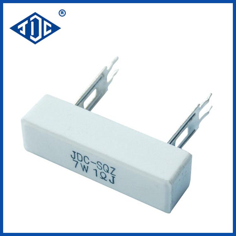 Cement Type Resistors (SQZ)
