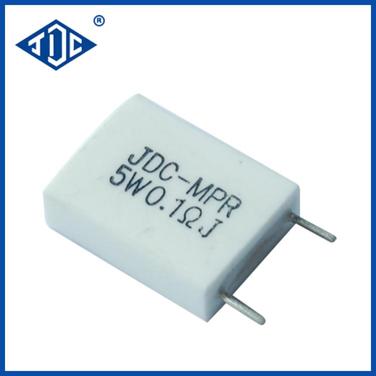 Metal Plate Noninductive Cement Type Resistors MPR-F