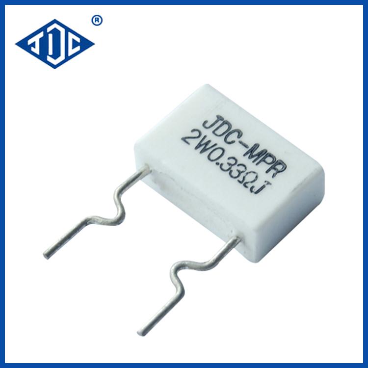 метал плоча Неиндуктивен цимент Тип Резистори ï¼ MPR-Eï¼