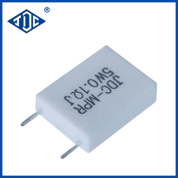 Metal Plate Non-inductive Cement Resistor MPR