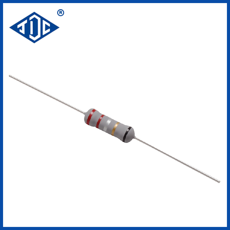FRL Fusible Resistors Flameproof