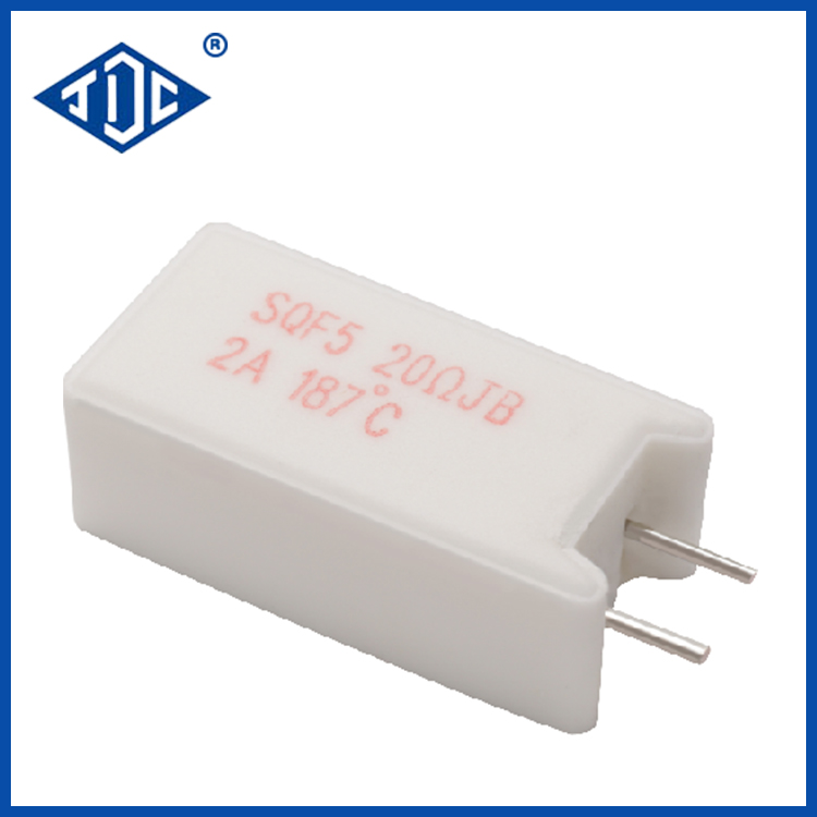 SQF Thermal Fuse Cement Resistors
