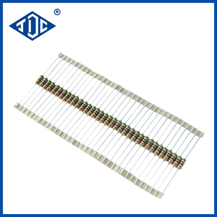 метал филм предпазител Резистори (FMF)