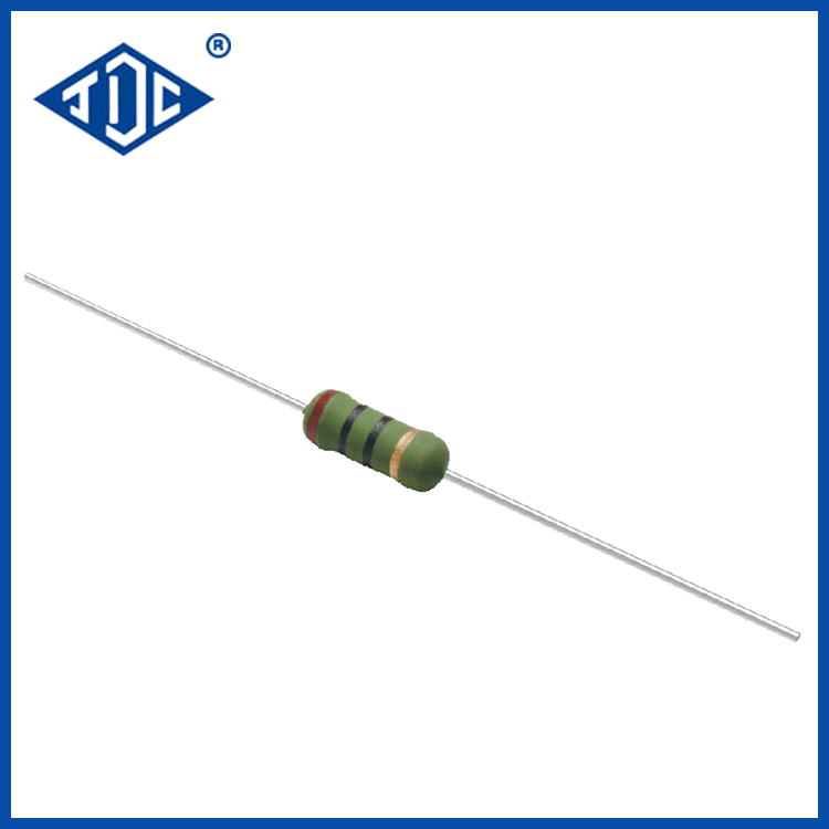 KNP Wire Wound Resistors Flameproof