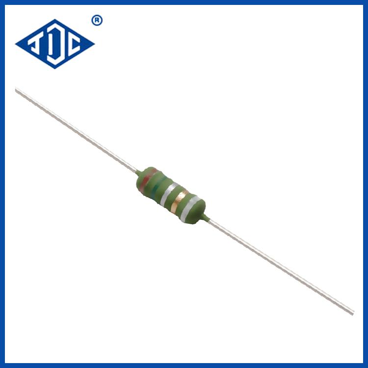 NKNP Неиндуктивен Рана Резистори огнеустойчивост