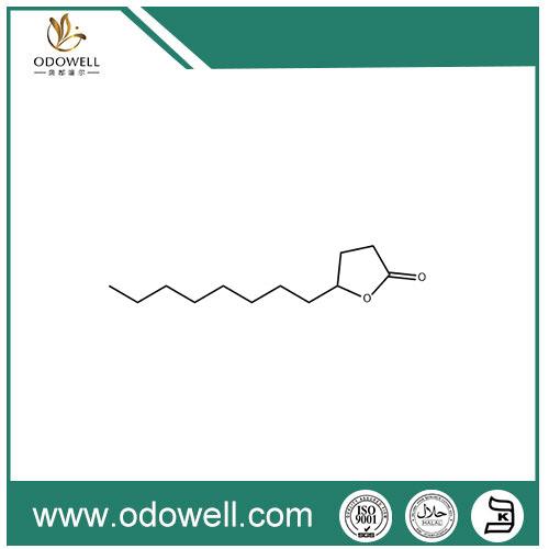 (R) - (+) - naturlig gamma-dodecalacton