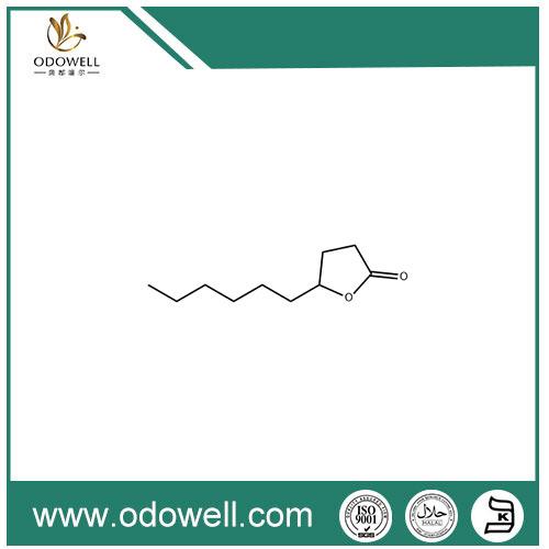 (এস) - (-) - γ- নোনাল্যাকটোন প্রাকৃতিক