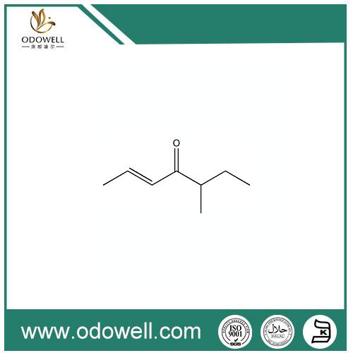 Naturlig 5-methyl-2-Hepten-4-One