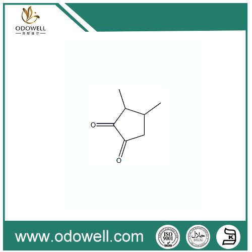 3,4-dimethyl-1,2-cyclopentandion