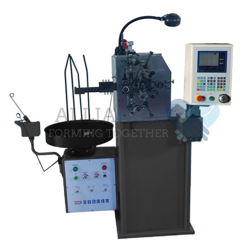एससी -204 0.06-0.4 मिमी सीएनसी 2 अक्ष स्प्रिंग कॉइलिंग मशीन