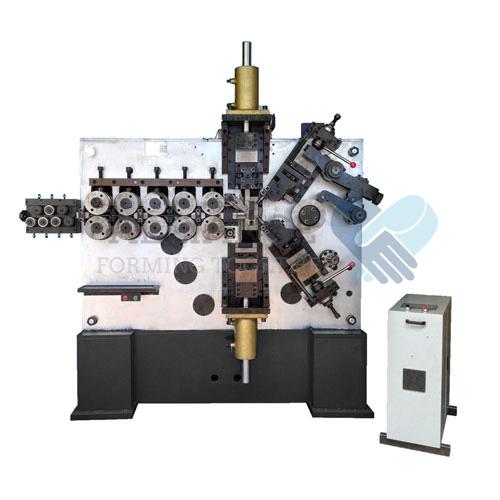 SC-2160 6.0-16.0mm cnc 2-akselinen jousikela-kone