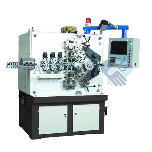 SC-560 2.0-6.0mm cnc 5 축 스프링 코일 링 기계