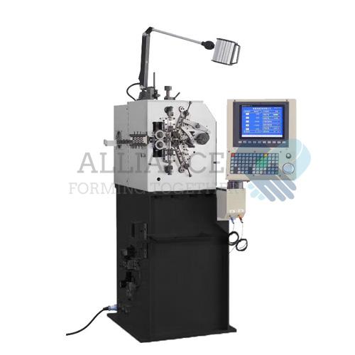 Bobinatrice a molla a 6 assi CNC SC-608 0,15-0,8mm