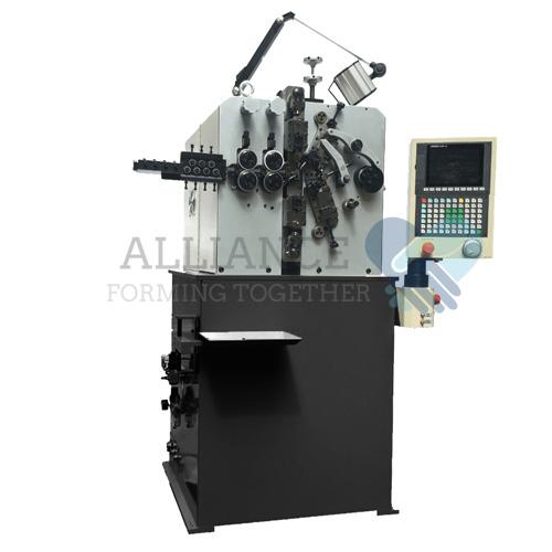 Bobinatrice a molla a 6 assi CNC SC-630 da 0,8-3,0 mm