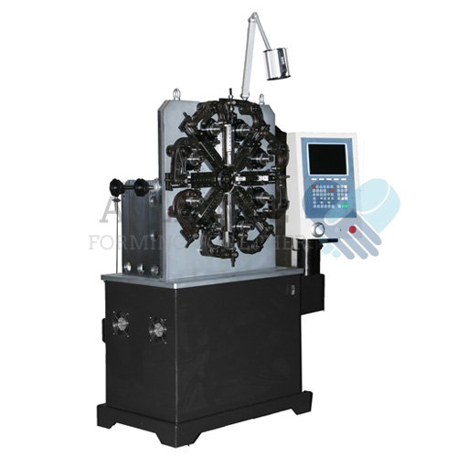 WF-20 0,2-2,0 mm 3-4 assi macchina per formatura filo a camme CNC