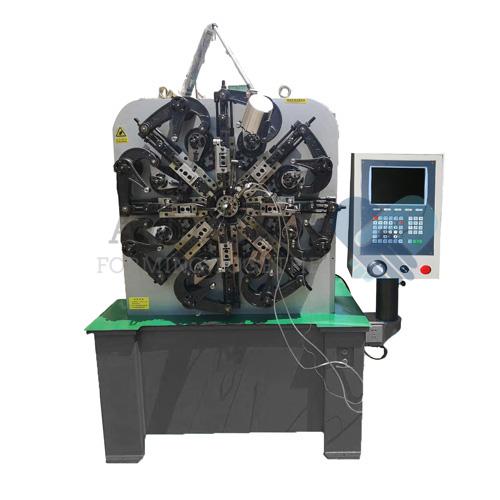 WF-40 1.2-4.0mm 3-4 assi macchina per formatura filo a camme CNC