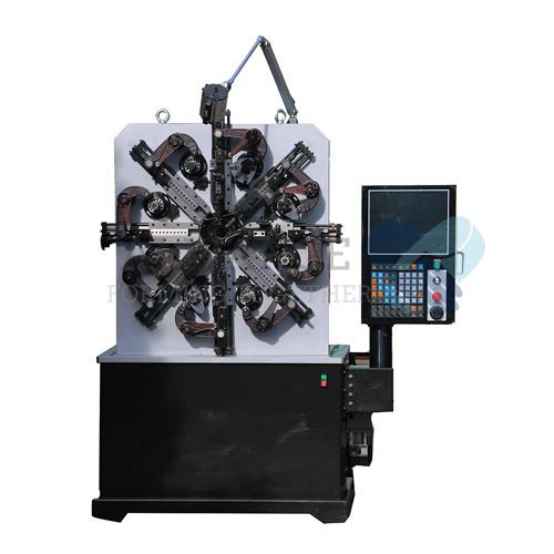 WF-45 1.8-4.5mm 3-4 assi macchina per formatura filo a camme CNC