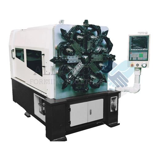 WF-545R 1.5-4.5mm 4-6 assi macchina per formatura a filo rotante a camme CNC