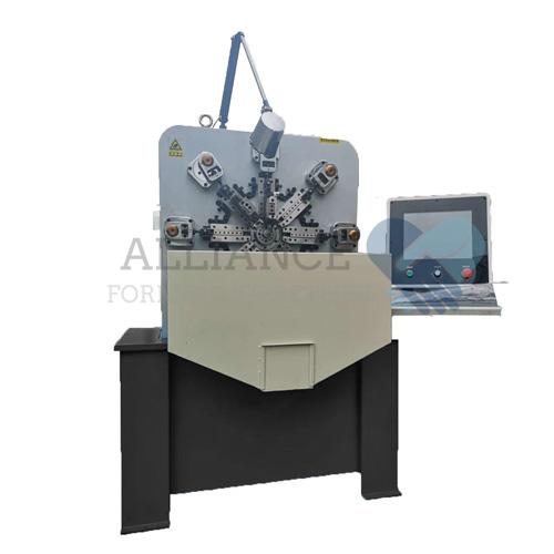 سیم تشکیل CNC بدون سیم WF-1225 0.3-2.5mm 10-12 محور