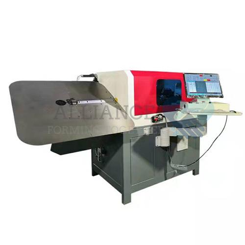 Piegatrice WB-2D206S 2.0-6.0mm a 2 assi CNC CNC
