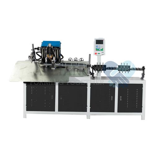 Piegatrice WB-2D208S 3.0-8.0mm a 2 assi CNC CNC