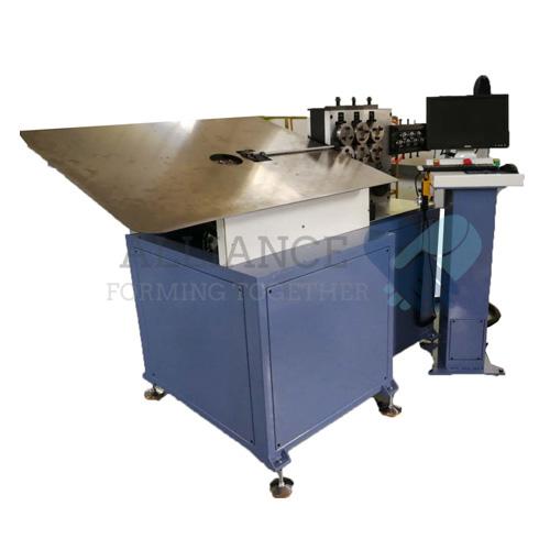 Piegatrice WB-2D308H 3.0-8.0mm 3 assi CNC CNC