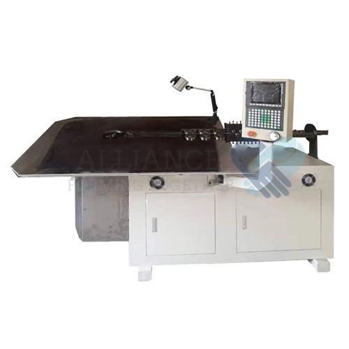 WB-2D508A Piegatrice a filo CNC 2D a 5 assi 3,0-8,0 mm