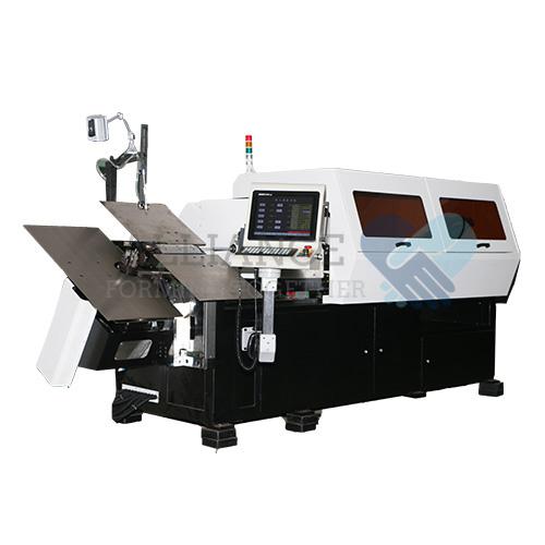 Piegatrice WB-3D1007 2.0-7.0mm 10 assi 3D CNC filo rotante a filo rotante